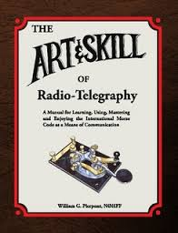 Resultado de imagen de the art & skill of radio telegraphy